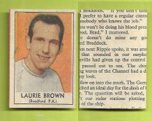 Bradford Park Avenue Laurie Brown 1969